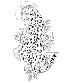 Cheetah Tattoo, Big Cat Tattoo, Arm Tattoo, Sleeve Tattoos, Samoan Tattoo, Polynesian Tattoos, Tattoo Ink, Tiger Tattoo Back, Cheetah Print