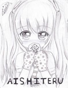 Aishiteru Eilly-chan!! uwu