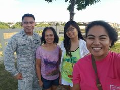 Confessions Of A Sister With A Brother In The Air Force