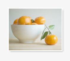 Fruit Photo Oranges Fruit Photography  Kitchen by semisweetstudios, $30.00