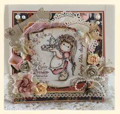 Joyful Tilda, Magnolia stamps