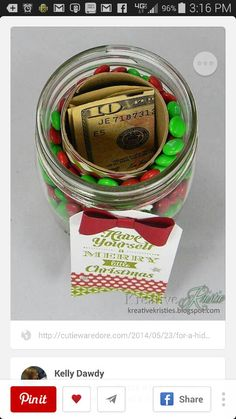 Gift giving, great for teens and teachers!