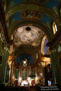 Bazilica romano-catolică, Oradea, Romania