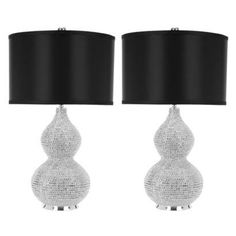 Beaded Lamp from Target