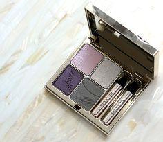 The Clarins Vibrant Light Eye Quartet Mineral Palette