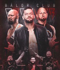 Wrestling Rules, Balor Club, Best Wrestlers, Japan Pro Wrestling, Wwe Tna, Finn Balor, Demon King, Seth Rollins, Professional Wrestling