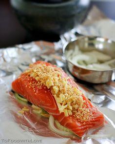 Salmon Miso-Mayo