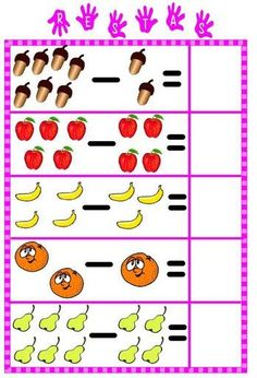 Fichas para jogos de adição e subtração ~ Espaço do Professor Kindergarten Addition Worksheets, Kindergarten Math Worksheets, Preschool Learning Activities, Preschool Printables, Preschool Math, Kindergarten Special Education, Flashcards For Kids, Numbers Preschool, Math For Kids