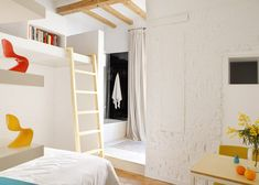 """Barcelona apartment designed for """"shared micro living"""""""