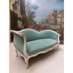 Banquettes, Chaise Louis Philippe, Style Louis Xv, Velvet Sofa, Decoration, Lounge, Couch, Furniture, Google