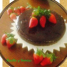 Pastel de chocolate ! #food #cake #chocolate
