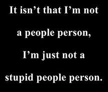 It's not the stupid people-they can't help it. It's the stupid people who think everyone else is stupid, yet they have no concept of their own stupidity. Pin Up Quotes, Great Quotes, Quotes To Live By, Funny Quotes, Inspirational Quotes, Stupid Quotes, Jokes Quotes, Amazing Quotes, Mbti