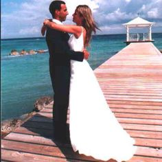 @penelope. Married in the Bahamas at Sandyport Beach