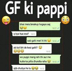 Thhehehe... Latest Funny Jokes, Super Funny Memes, Very Funny Jokes, Crazy Funny Memes, Good Jokes, Hilarious, Sms Jokes, Text Jokes, Funny Jokes In Hindi