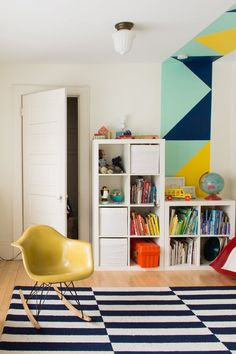 Actually Stylish Toy Storage That Won't Detract From Your Decor | Apartment Therapy
