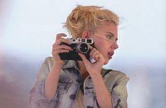 Scarlett Johansson - Leica M8