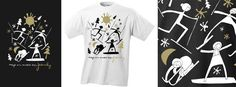 New winter t-shirt design + slogan.
