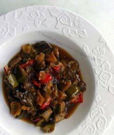 Be Healthy, Feel Happy: #Healthy Spanish Pisto #Recipe, #clean eating Check my blog for more recipes!