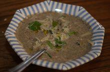 Это итальянский деревенский суп - очень вкусный, сытный и полезный.