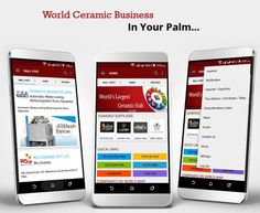 India's first Mobile Application for Ceramic Business, Downlod Ceramic Directory Application For Android Or IOS & get all ceramic detail in one touch : https://play.google.com/store/apps/details?id=com.ceramicdirectory OR visit Our Website : https://www.ceramicdirectory.com/  #CeramicDirectory #CeramicTilesManufacturers #CeramicTilesImporters #CeramicTilesExporters #CeramicTilesCompany #Vitrified_Tiles_Manufacturers