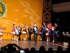 Australian Irish Dancing Championships 2013 - Dance of Champions