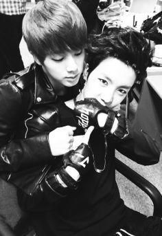 Bts Jin & J-Hope
