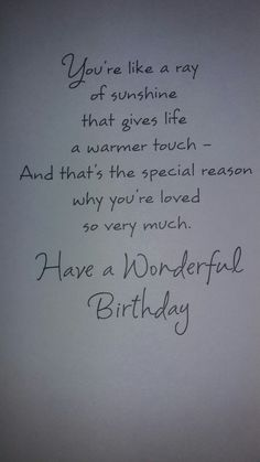 Say Happy Birthday to a special person who deserves it on there birthday.