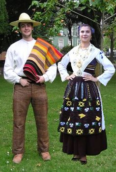 Work costumes - Portugal