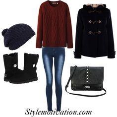 20 Amazing Winter Fashion Combinations