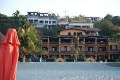 Hotel Arco Iris, Puerto Escondido, Mexico