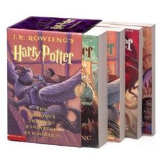 Who doesn't love Harry Potter! Great books  and movies