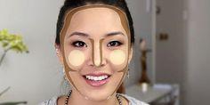 dicas de maquiagem para orientais