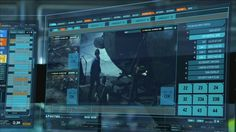 UI from the movie Avatar