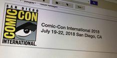 A @CCXPoficial negou nosso passe de imprensa e se diz a maior comic con do mundo.A San Diego Comic Con,a mais PRESTIGIADA do mundo e a original,renovou nosso credenciamento pelo quinto ano.E ainda dizem que os americanos são frios.O povo do Brasil que não valoriza seus conterrâneos!