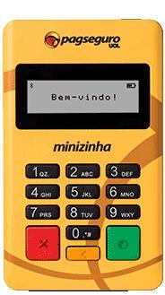 Minizinha PagSeguro - PagSeguro UOL