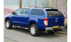New Ford Ranger 2012 Hardtop