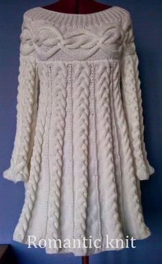 Romantic knit