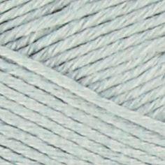 90063040 Garn organic cotton lys grå