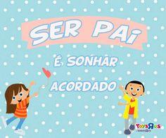 #FimdeSemana #Toys #Brinquedos #Frases #Quotes #Crianças #Pai #Maternidade
