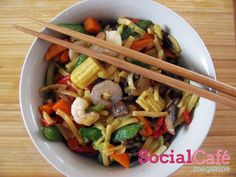 Teriyaki Shrimp Stir Fry Recipe. This is seriously one of the best things out there!