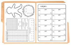 ongoing assessment folder & goal setting sheet for Kindergarten- using D5, letters, sight words, dibels, and numbers all in one place!