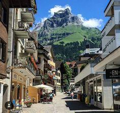 Engleberg, Switzerland