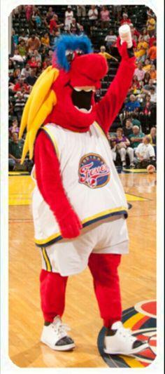 Freddy Fever, Indiana Fever mascot.