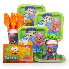 Find Bubble Guppies Standard Kit plus other party supplies. We offer the latest party supplies & ideas, all available for low wholesale prices! Girl 2nd Birthday, Little Mermaid Birthday, Birthday Box, 1st Birthday Parties, Themed Parties, Birthday Ideas, Bubble Guppies Costume, Bubble Guppies Birthday, Bubble Guppies Party Supplies