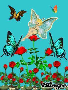 """Hình động """"Con bướm"""" - HÌNH ĐỘNG - Phan Công Huỳnh - Website Phòng GD&ĐT Thành Phố Bảo Lộc Butterfly Clip Art, Butterfly Pictures, Butterfly Fairy, Butterfly Wallpaper, Butterfly Flowers, Butterfly Wings, Beautiful Butterflies, Make A Cartoon, Dragonfly Insect"""