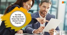 Your Step By Step Guide to Design High-Impact #Blended #Training Programs