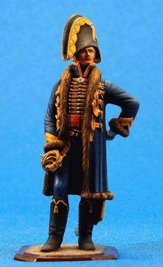 Французский генерал Пажоль в России - 1812  ММС
