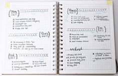 10+ Bullet Journal Tutorials | www.dawnnicoledesigns.com