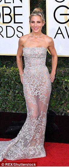 Golden Globe Awards 2017 red carpet arrivals #dailymail