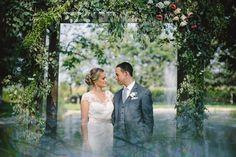 Morgan Acres wedding   Jennifer Van Elk Photography